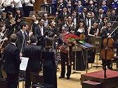 リッカルド・ムーティ指揮 日伊国交樹立150周年記念オーケストラ