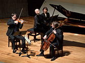 ベルリン・フィルのメンバーによる室内楽 ~ピアノ三重奏の夕べ――ラフマニノフ、ブラームス、シューマン