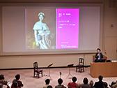「シャセリオー展」記念コンサート vol.1 小池郁江(フルート)&山宮るり子(ハープ)