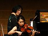 ショパン ピアノ協奏曲 第1番&第2番 (室内楽版) ~海老彰子&阿見真依子 都響のメンバーを迎えて