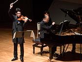 郷古 廉(ヴァイオリン)&加藤洋之(ピアノ) ~ベートーヴェン ヴァイオリン・ソナタ全曲演奏会 I