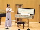 「ブリューゲル展」記念コンサート vol.2 廣澤麻美(チェンバロ&ヴァージナル)