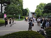 桜の街の音楽会