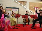 桜の街の音楽会・JR上野駅