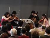 桜の街の音楽会・サントリー美術館