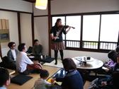 桜の街の音楽会・カヤバ珈琲