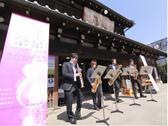 桜の街の音楽会・旧吉田屋酒店