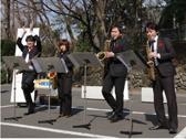 桜の街の音楽会・上野精養軒<br /> ©ヒダキトモコ