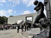 桜の街の音楽会・国立西洋美術館