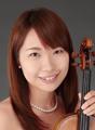 ヴァイオリン:荒井章乃 Violin:Ayano Arai