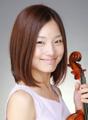 ヴァイオリン:直江智沙子 Chisako Naoe