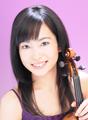 ヴァイオリン:小関 郁 Violin:Fumi Koseki