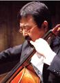 チェロ:河野文昭 Cello: Fumiaki Kono