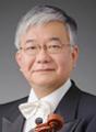 第1ヴァイオリン:山口裕之 Hiroyuki Yamaguchi