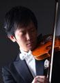 ヴァイオリン:佐藤久成 Hisaya Sato