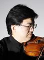 ヴァイオリン:松原勝也 Violin: Katsuya Matsubara