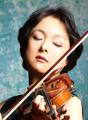 ヴァイオリン:川田知子 Violin:Tomoko Kawada