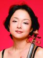 ヴァイオリン:川田知子 Tomoko Kawada