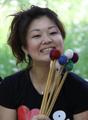 マリンバ・打楽器:太田真由美
