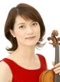 ヴァイオリン:小林美恵 Mie Kobayashi