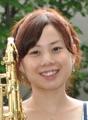 テナー・サックス:小松崎美沙 Misa Komatsuzaki