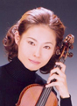 ヴァイオリン:古川仁菜 Violin:Nina Furukawa
