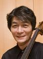 チェロ:上村 昇 Noboru Kamimura