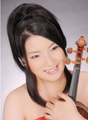 ヴァイオリン:会田莉凡 Ribon Aida
