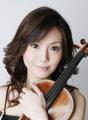 ヴァイオリン:松井利世子 Violin:Riyoko Matsui