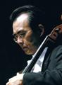 チェロ:藤森亮一 Ryoichi Fujimori
