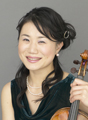 ヴァイオリン:井上静香 Violin:Shizuka Inoue,