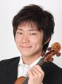 ヴァイオリン:桐原宗生 Violin:Souki Kirihara