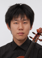 ヴァイオリン:高岸卓人 Takuto Takagishi