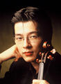 ヴァイオリン:西江辰郎 Violin: Tatsuo Nishie