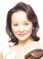 ヴァイオリン:前橋汀子 Teiko Maehashi