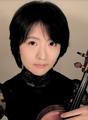 ヴァイオリン:景山裕子 Violin:Yuko Kageyama