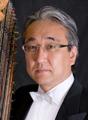ハープ:山崎祐介 Harp:Yusuke Yamazaki