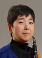 クラリネット:藤井洋子 Clarinet: Yoko Fujii