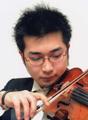 ヴァイオリン:長原幸太 Kota Nagahara