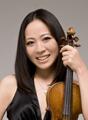 ヴァイオリン:島田真千子 Machiko Shimada