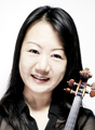 ヴァイオリン:神谷美千子 Violin:Michiko Kamiya