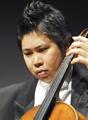 チェロ:辻本 玲 Cello:Rei Tsujimoto