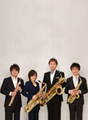 サックス四重奏:Vive! サクソフォーン・クヮルテット Vive! Saxophone Quartet